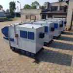 Industrie Kohlekessel KTM automatische Ascheaustragung