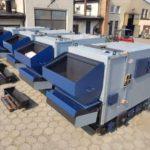 Industrie Kohlekessel KTM mit automatischer Ascheaustragung