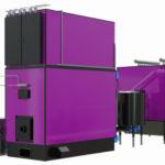 Industriekessel und industrielle Anlagen Biomasse Comfort Premium