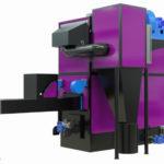 Industriekessel und industrielle Anlagen Biomasse Comfort RT