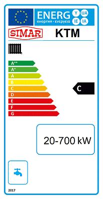 SIMAR KTM Kessel Energielabel C