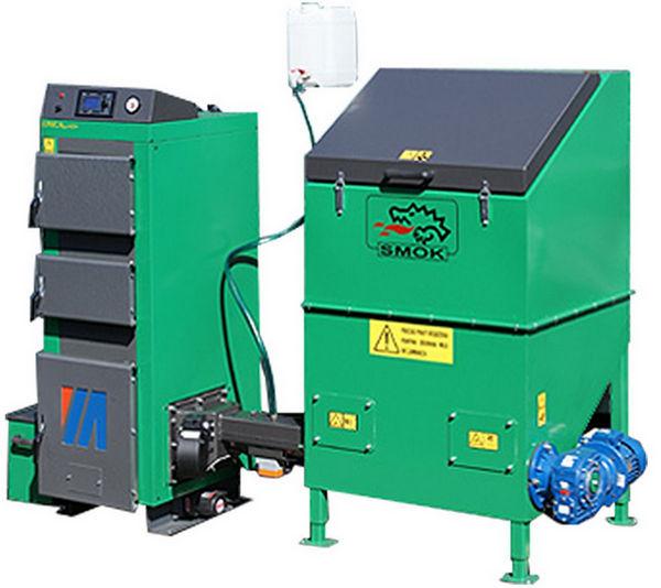 Biomasseheizung Vento Multi